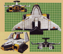 power ranger space shuttle - photo #24