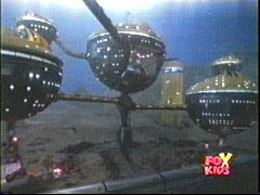 Power Rangers Lightspeed Rescue Dana