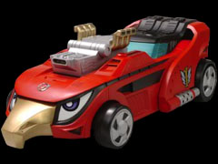 Zords - Power Rangers RPM | Power Rangers Central