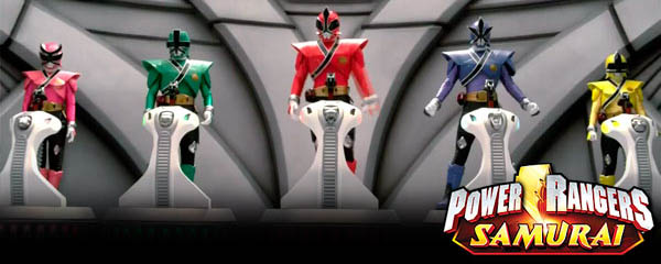 Power Rangers Samurai Power Rangers Central