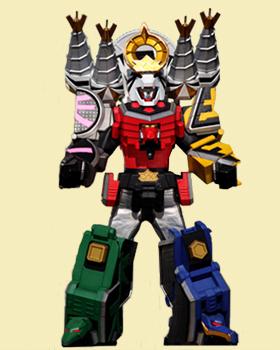 Samurai Megazord - Power Rangers Samurai | Power Rangers ...