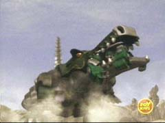 Battle Of The Zords - Power Rangers Wild Force | Power Rangers Central
