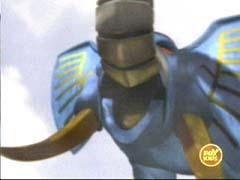 Elephant Zord