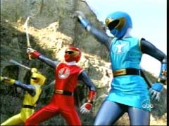 Prelude To A Storm - Power Rangers Ninja Storm   Power