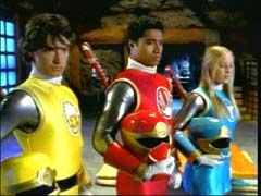 Prelude To A Storm - Power Rangers Ninja Storm | Power