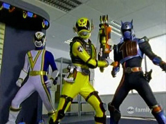 The gallery for --> Power Rangers Spd Omega Ranger Swat Mode