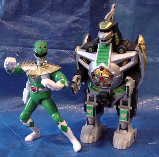 Original Power Rangers Toys 42