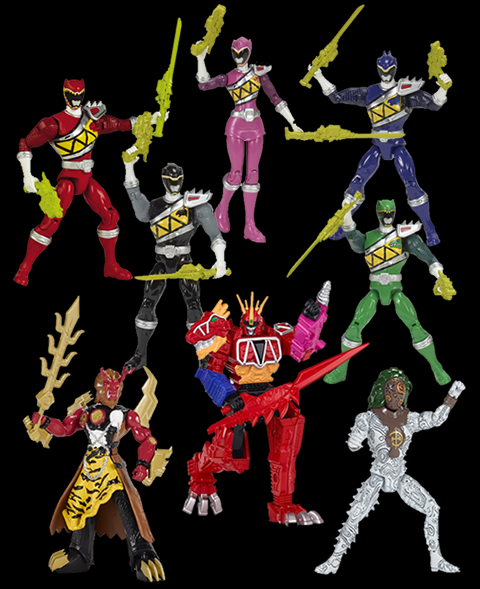 power rangers dino charge   spring 15 toys   toy guide