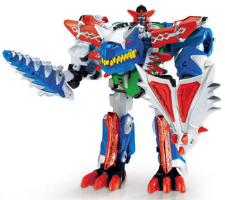 Toy Guide Power Rangers Dino Thunder - Spring Toys | Power Rangers ...