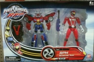 power rangers rpm toy guide