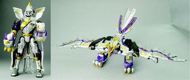Lunar wolf ranger toy - photo#12